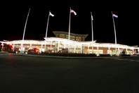 New Terminal at Night