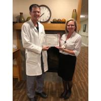 Wound Care Program Recognized For Excellence At Lutheran Hillside
