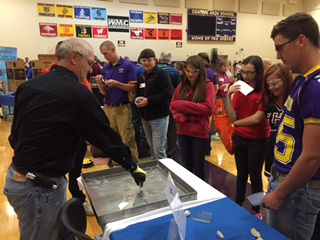 Manufacturing Day at Dewitt Central High School