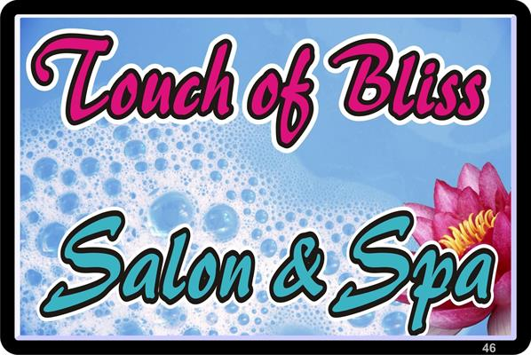 Touch of Bliss Salon & Spa