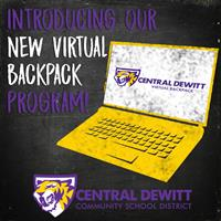 Central DeWitt's New Virtual Backpack for School and Community Information