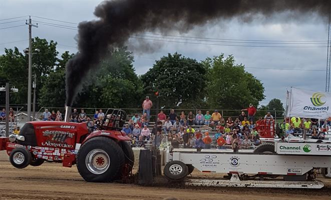 Clinton County Iowa Fairgrounds