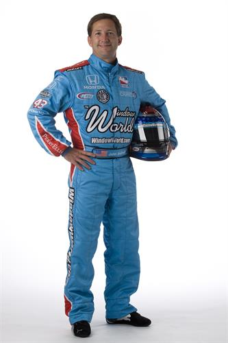 John Andretti for Window World