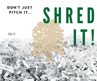FIRST CENTRAL STATE BANK TO HOST SHRED EVENTS