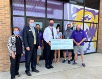 FIRST CENTRAL STATE BANK DONATING THOUSANDS TO HELP AREA SCHOOLS PURCHASE PPE