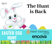 ANNUAL COMMUNITY EASTER EGG HUNT SET FOR MARCH 27
