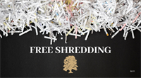 SHRED EVENTS SET FOR APRIL AT FIRST CENTRAL STATE BANK