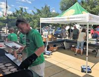 FIRST CENTRAL TO HOST GRILLING FOR CHARITY EVENT FOR ST. JOSEPH EDUCATION FOUNDATION