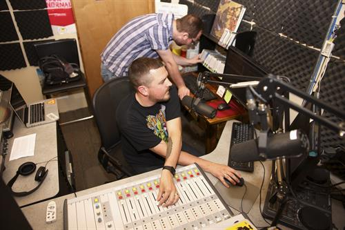 CHIRP DJs are always live and local from our Northcenter studios