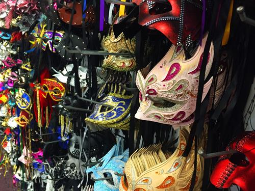 Our huge selection of masquerade masks, over 300 styles available.