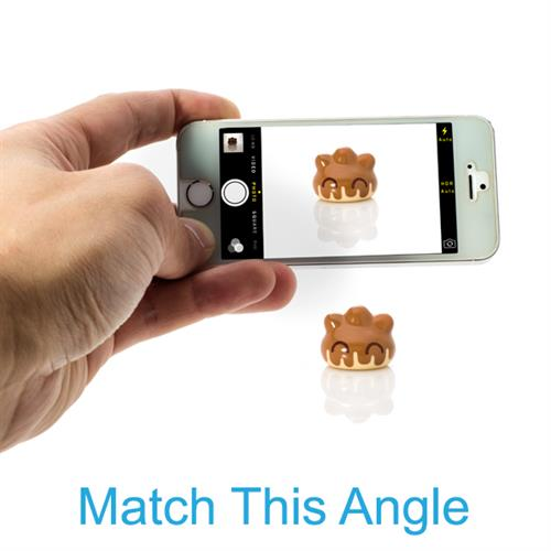 Provide Us With Match Examples By Taking A Cell Phone Photo Of The Angles You Want.