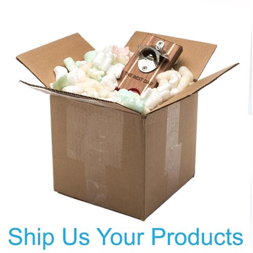Ship Us Your Products From Any Where In The World.