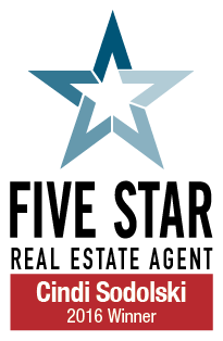 Five Star Real Estate Agent Award