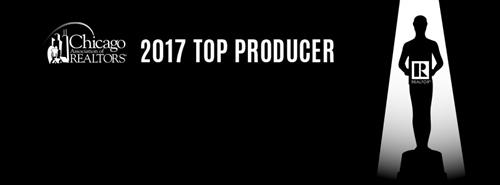 2017 Top Producer - Chicago Association of Realtors