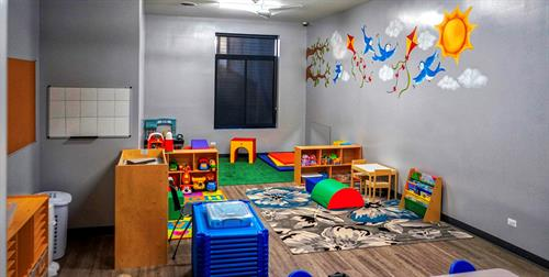 Blue Bird Room ( Toddlers )