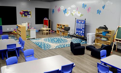 Butterfly Room ( Preschool )