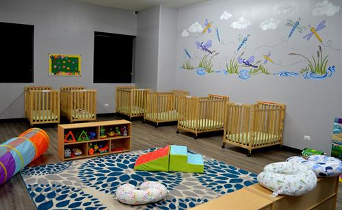 Dragonfly Room ( Older Nursery )