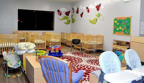 Ladybug Room ( Young Nursery )