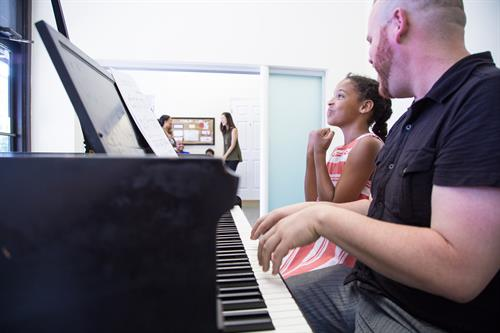 Creativity first approach to music education