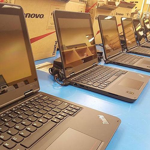 So many laptops, so little time...