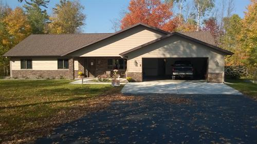 Home we did in Grand Rapids