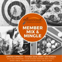 Member Mix & Mingle - Limited Capacity!!!