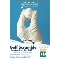 2021 Beavercreek Chamber Golf Scramble Presented by Back to Business I.T.