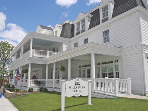 Mills Park Hotel