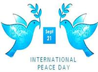 Peace Day Beavercreek: Walk, Tree Planting, Keynote Speaker former NFL player Chris Borland, Meditation Session, Kids Art