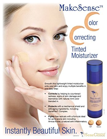 Color Correcting Tinted Moisturizer