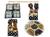 Spooky Chocolate Gifts & Platters For your Fall Events!