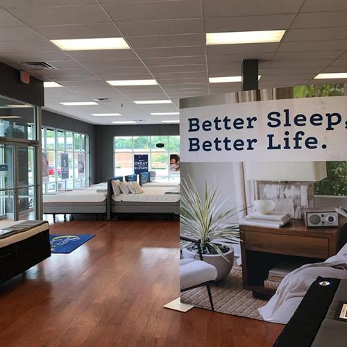New Beavercreek Sleep Outfitters Location