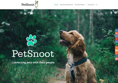 Veterinary research and pet information website