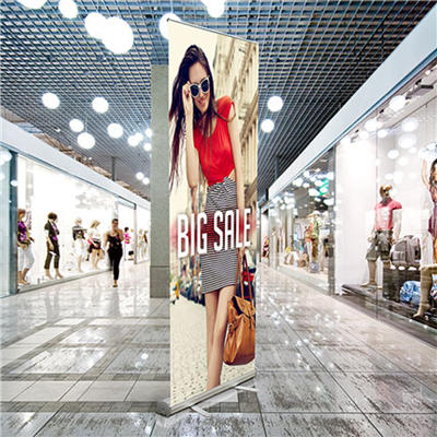 SIGNS - Banner Stands