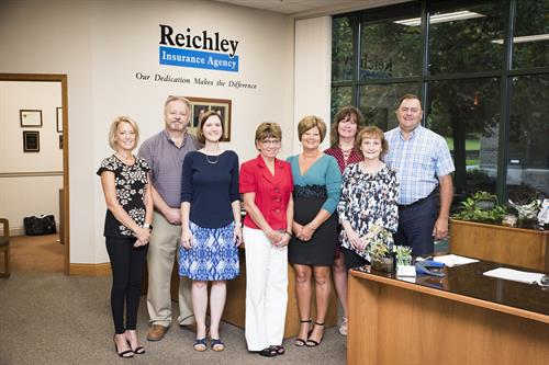 The Reichley Insurance Team