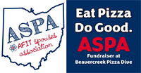 ASPA Fundraiser at Beavercreek Pizza Dive