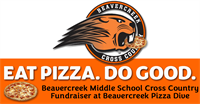 Beavercreek Middle School Cross Country Fundraiser at Beavercreek Pizza Dive