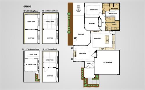 Palazzo Floorplan
