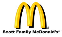 Scott Family McDonald's is Hiring all ages