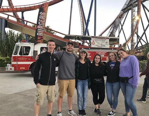 Team outing to Cedar Point!