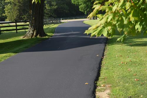 AFTER Residential Driveway, Jamestown, OH