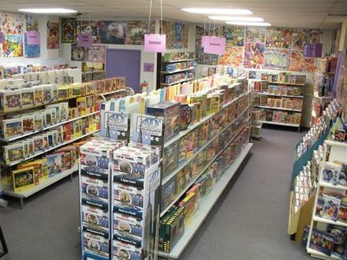 Puzzles, puzzles, & more puzzles!