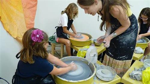 Kids Clay Camp & Classes