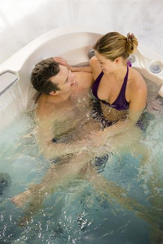 Relax together with Jacuzzi