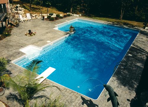 """""""True L"""" style pool in Beavercreek"""