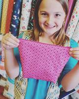 Learn to Sew Zippers – Let's Create a Boxed Case -Sun. Dec 8th 1:30-3:30 PM