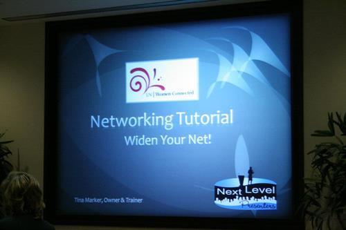 Networking Etiquette Training - Lexus Nexus