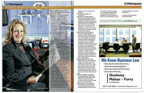 Dayton Business Journal Feature2