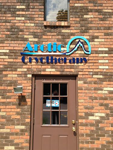 We are excited for the new business, Arctic Cryotherapy.