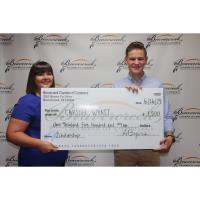 Beavercreek Chamber Higher Education Fund Scholarship Winner